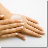 applying-hand-cream